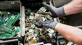 Electronic Recycling